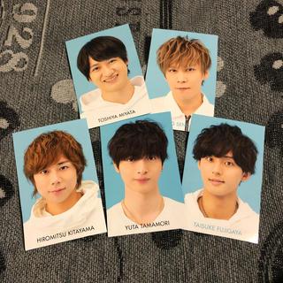 キスマイフットツー(Kis-My-Ft2)のMyojo データカード 2019 Kis-My-Ft2(男性アイドル)