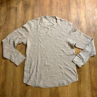 ギャップ(GAP)のUS古着GAPワッフルTギャップH&MアバクロBEAMSビームスAPCMHLHG(Tシャツ/カットソー(七分/長袖))