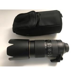 Nikon - ニコン Nikon AF-S NIKKOR80-400 f4.5-5.6G ED