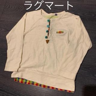 RAG MART - ラグマート 長袖 Tシャツ ロンT 100cm