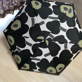 マリメッコ(marimekko)のマリメッコ ウニッコ 折り畳み傘(傘)