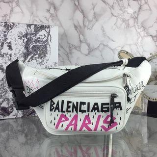 バレンシアガ(Balenciaga)の最終値下げ!!!!!BALENCIAGAウエストバッグ 男性と女性が適しています(ボディバッグ/ウエストポーチ)