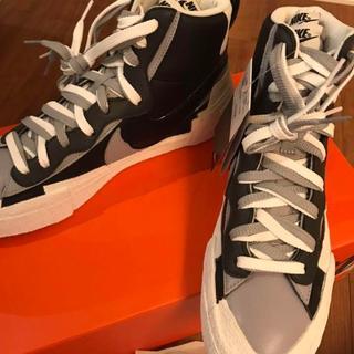 ナイキ(NIKE)の28.5cm Nike Blazer Mid sacai (スニーカー)
