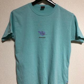 モンベル(mont bell)のももニャンコ様 モンベル レディースTシャツM (Tシャツ(半袖/袖なし))