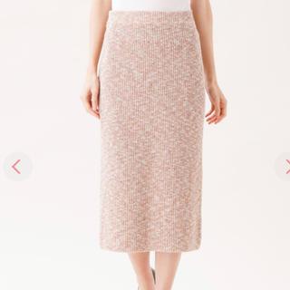 ニジュウサンク(23区)の新品 23区 スカート  大きいサイズ(ひざ丈スカート)