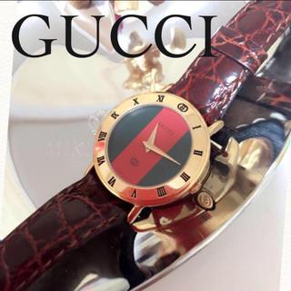 780d07b340c1 Gucci - オールドグッチ♡ヴィンテージ腕時計の通販 by ふ和ふ和しょっぷ♡|グッチならラクマ