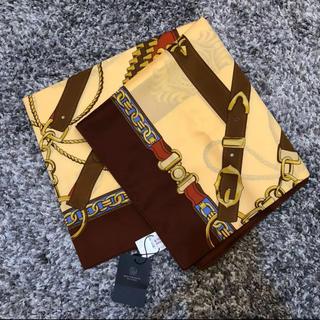 ビューティアンドユースユナイテッドアローズ(BEAUTY&YOUTH UNITED ARROWS)の【新品未使用】beauty&youth スカーフ(バンダナ/スカーフ)