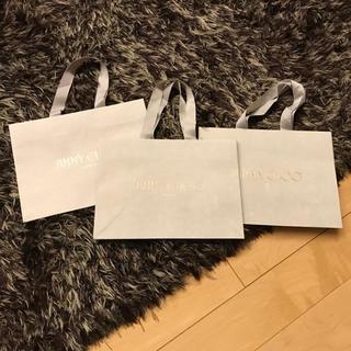 ジミーチュウ(JIMMY CHOO)のジミーチュウ  紙袋  ショップ袋  JIMMY CHOO(ショップ袋)