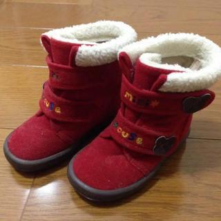 ミキハウス(mikihouse)の専用 ミキハウスブーツ(ブーツ)