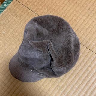 帽子(キャスケット)