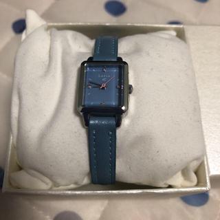 ヨンドシー(4℃)のレディース  腕時計 4°C ルリア4°c (腕時計)
