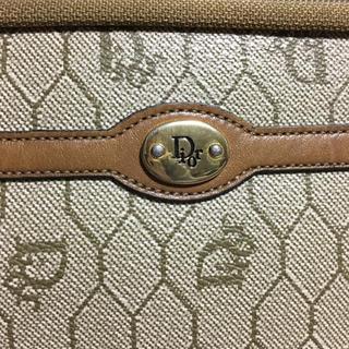 Christian Dior - ディオール オールド ビンテージ クラッチ バッグ