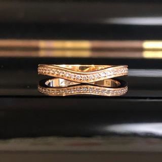 カルティエ(Cartier)のカルティエ  バレリーナ エタニティ(リング(指輪))