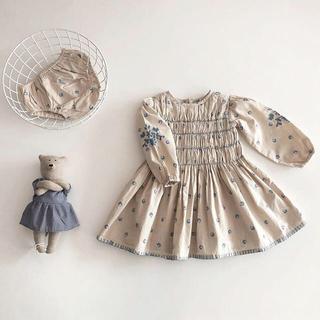 キャラメルベビー&チャイルド(Caramel baby&child )のapolina kids 19aw 完売(ロンパース)