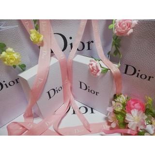 ディオール(Dior)の🌸🌸Dior 🌸限定リボン他合計9点🌸🌸(ラッピング/包装)