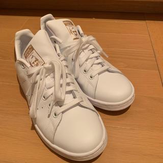 アディダス(adidas)のアディダス スタンスミス ピンクゴールド(スニーカー)
