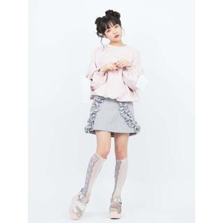 メリージェニー(merry jenny)のmerry jenny ♡ スカート(ミニスカート)