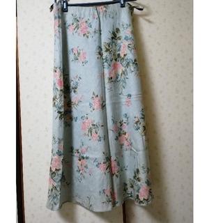 ローラアシュレイ(LAURA ASHLEY)のLaura Ashley スカート サイズ11(ロングスカート)