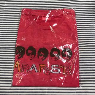 アラシ(嵐)の嵐 Tシャツ(Tシャツ(半袖/袖なし))