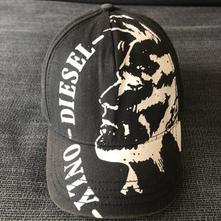 ディーゼル(DIESEL)のディーゼル キッズ キャップ(帽子)