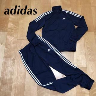 adidas - ★美品 adidas アディダス ジャージ 上下 レディース M メンズ S