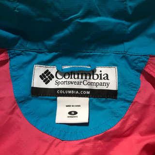 コロンビア(Columbia)のColumbia ウインドブレーカー(ナイロンジャケット)