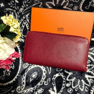 エルメス(Hermes)の♡美品♡ エルメス アザップロングシルクイン 長財布(財布)