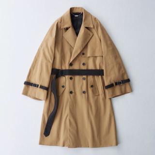 SUNSEA - ryotakashima トレンチコート Mサイズ