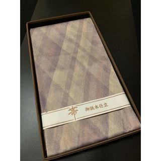 ⭐︎逸品物⭐︎正絹全通リバーシブル組紐袋帯⭐︎(帯)