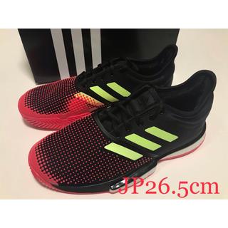 adidas - adidas SoleCourt Boost M MC 新品26.5cm
