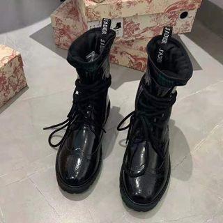 ディオール(Dior)のレディース DIORマーティン ブーツ(ブーツ)