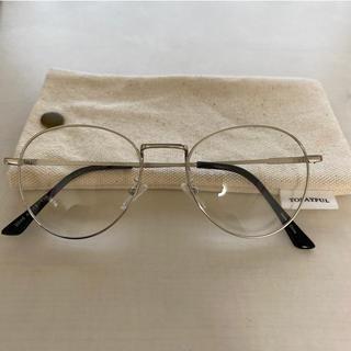 トゥデイフル(TODAYFUL)のTODAYFUL 眼鏡(サングラス/メガネ)
