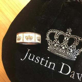Justin Davis - ジャスティンデイビス リング レディース