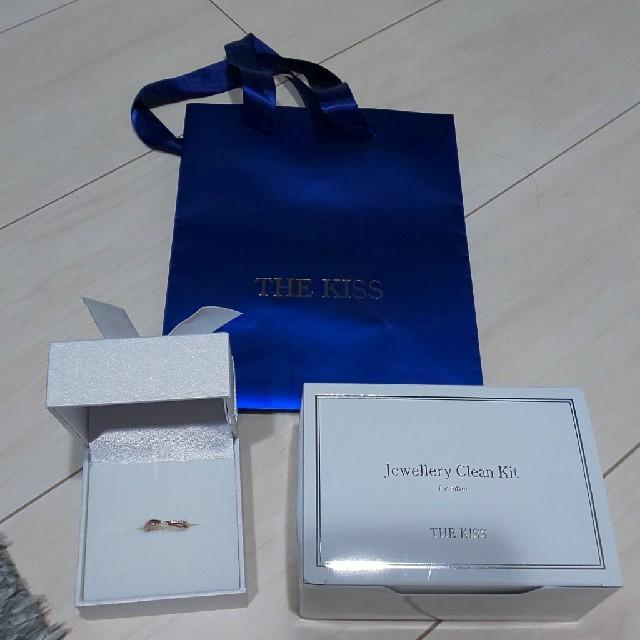 THE KISS(ザキッス)のザキッス 値下げ9999→8888円 レディースのアクセサリー(リング(指輪))の商品写真