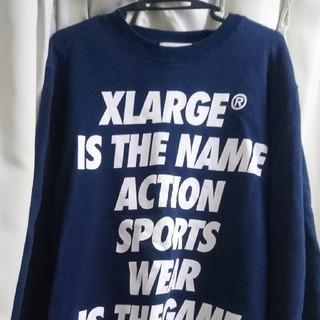 XLARGE - トレーナー