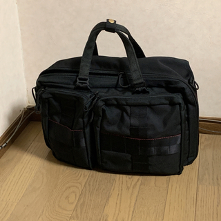 "BRIEFING - BRIEFING × BEAMS PLUS /別注 3WAY BAG""BLACK"