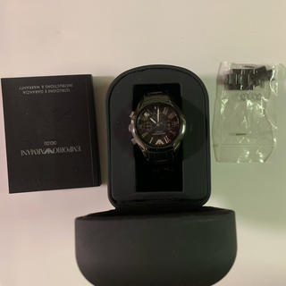 アルマーニ(Armani)のエンポリオアルマーニ EMPORIOARMANI 時計(腕時計(アナログ))