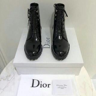 ディオール(Dior)のDIOR ディオール ブーツ(ブーツ)