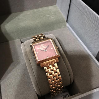 Vivienne Westwood - 箱付き スクイグル 柄 ヴィヴィアン ウエストウッド 腕時計