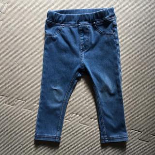 ムジルシリョウヒン(MUJI (無印良品))のMUJI 無印 デニム風 パンツ 80(パンツ)