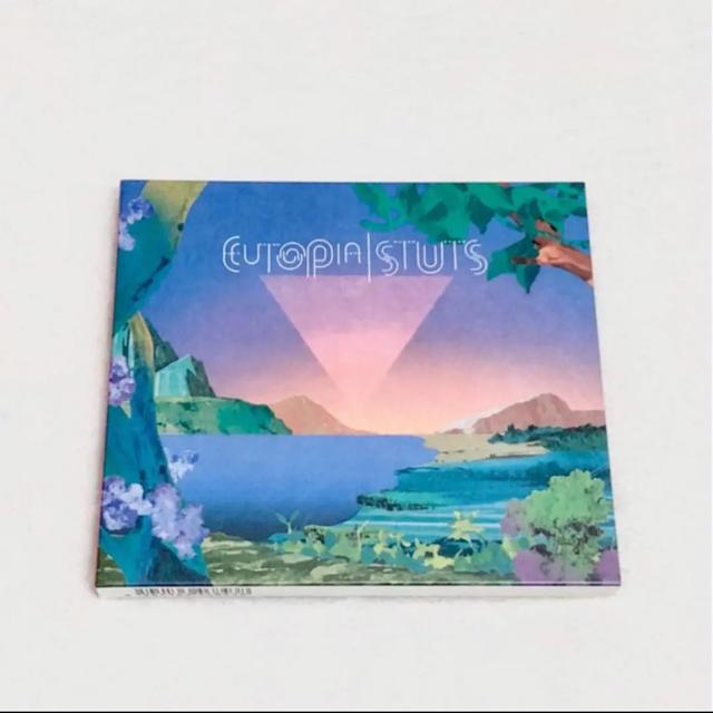 Eutopia stuts アルバム cd エンタメ/ホビーのCD(ヒップホップ/ラップ)の商品写真