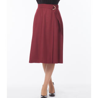 Rose Tiara - ローズティアラ ウールスカート 丈直し有 短め
