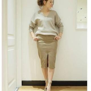 ドゥーズィエムクラス(DEUXIEME CLASSE)の新品 ハイストレッチスカート 36(ひざ丈スカート)