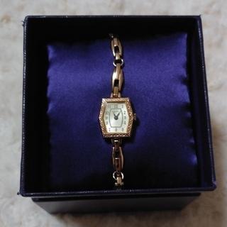 アガット(agete)の【最終価格!】agete 腕時計(腕時計)