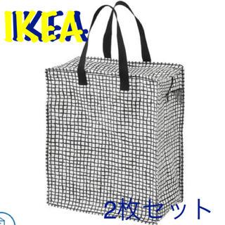 IKEA - 新品 IKEA バッグ KNALLA クナラ 2枚セット