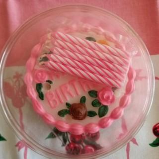サンリオ(サンリオ)のバースデーケーキキャンドル未使用(キャンドル)