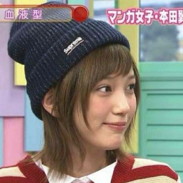 Supreme(シュプリーム)のsupreme ニット帽 ビーニー レディースの帽子(ニット帽/ビーニー)の商品写真