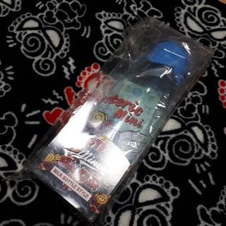 ヒステリックミニ(HYSTERIC MINI)のノベルティ 牛乳瓶型ボトル(水筒)