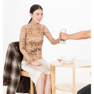 ビューティフルピープル(beautiful people)の19-20aw beautiful people 完売 トップス(カットソー(長袖/七分))