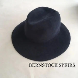 バーニーズニューヨーク(BARNEYS NEW YORK)の新品 バーンストックスピアーズ カシラ ハット 帽子(ハット)